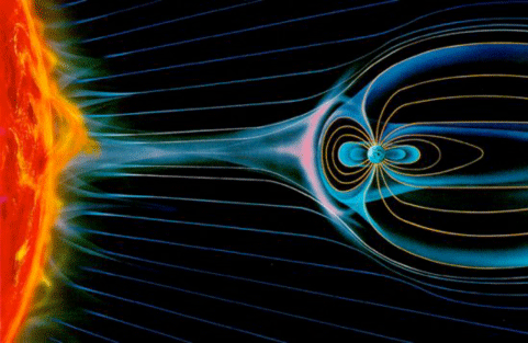 Sun-magnetosphere