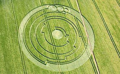 Crop circle _pi