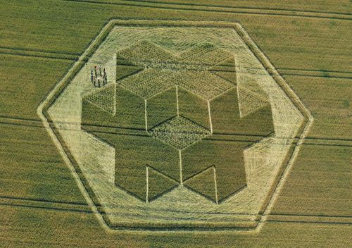 127-Cley-Hill-Warminster-Wiltshire-9th-July-2010-OH crop circle