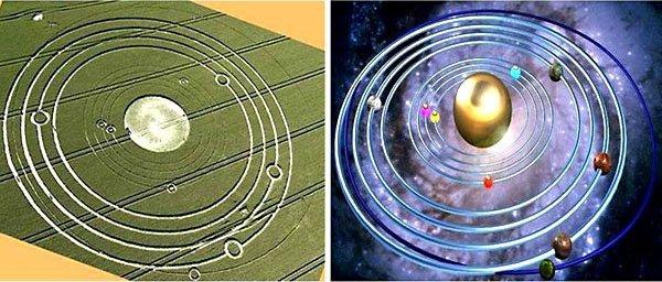 Solar system 2012 a