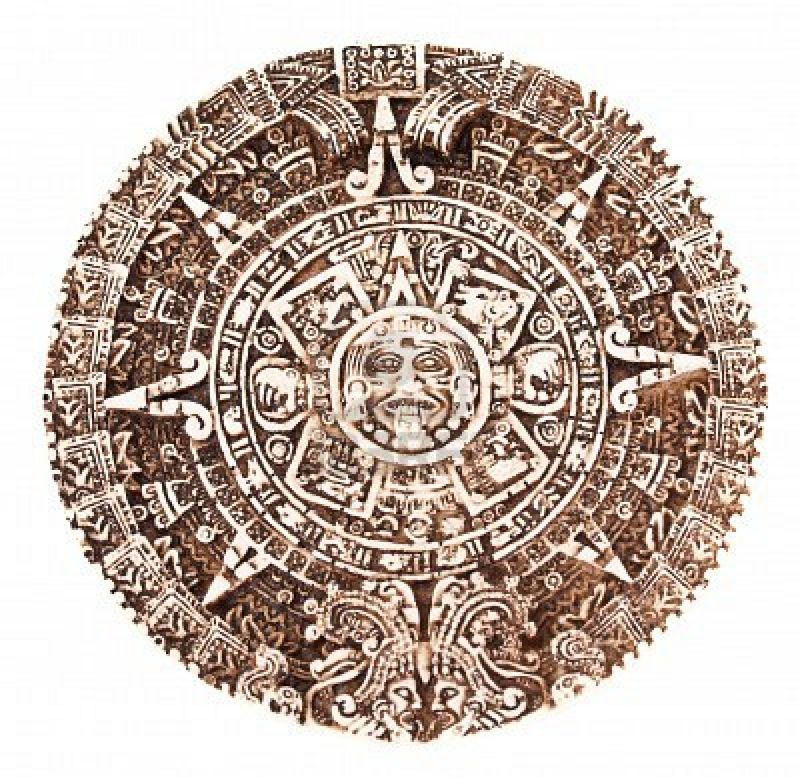 10391903-mayan-calendar-isolated-on-the-white-background